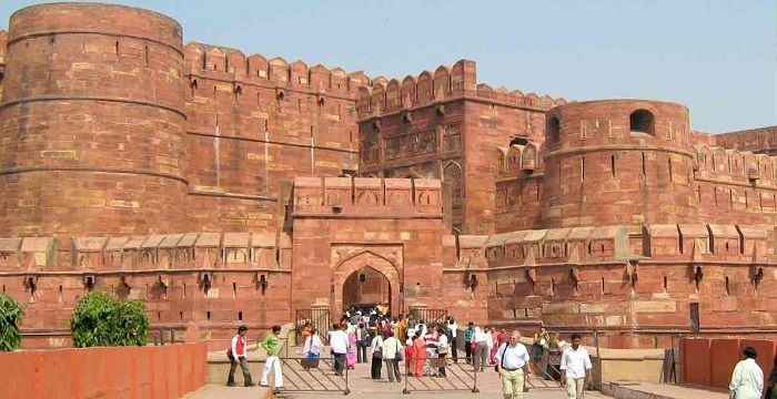 Agra - Fort