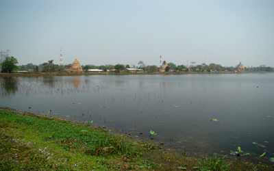 Sacred Waterbodies
