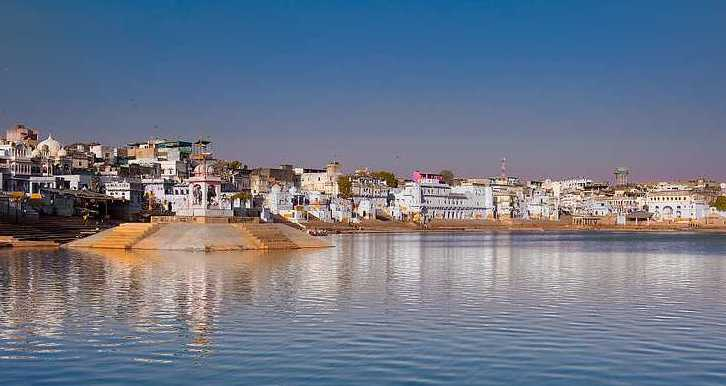 Pushkar Lake